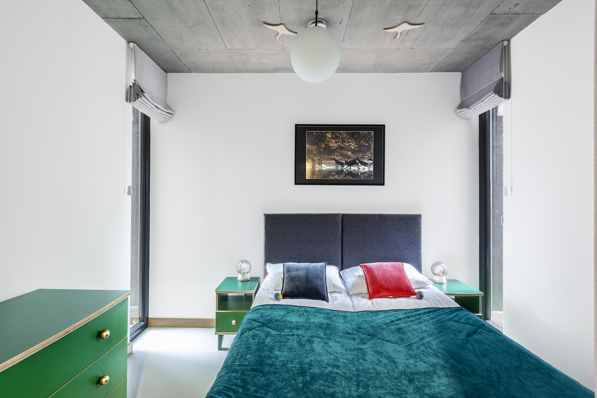 Apartament 3-pokojowy z tarasem